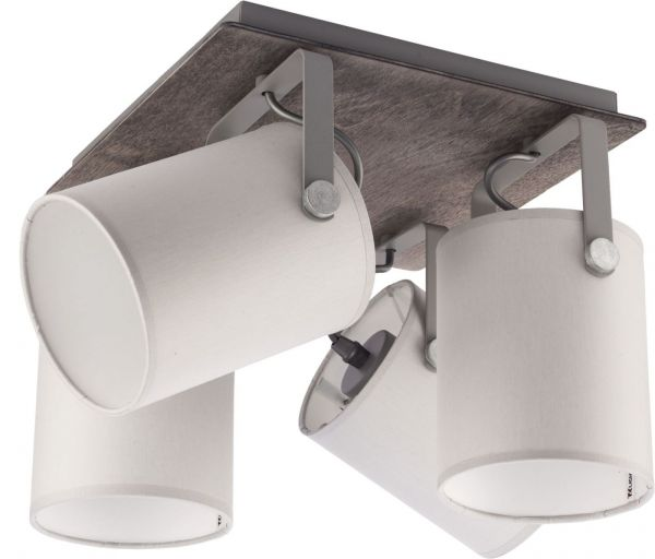 RELAX gray plafon 1624 TK Lighting